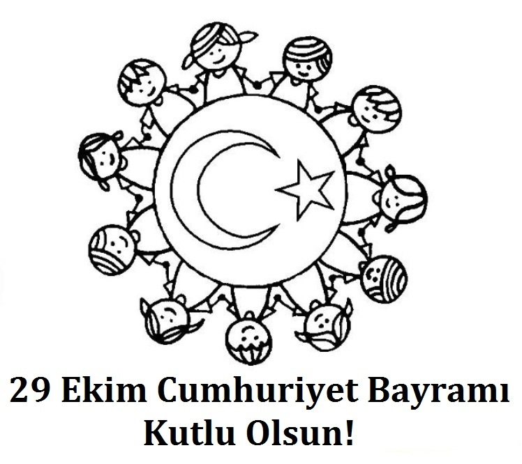 29 Ekim Cumhuriyet Bayrami Ile Ilgili Resimli Cizimler Secdem