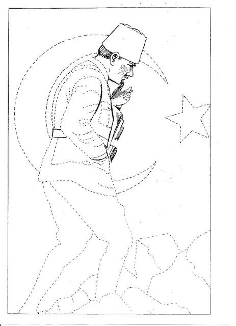 29 Ekim Cumhuriyet Bayramı çizimleri Ve Resimleri Secdem