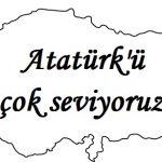 10 Kasım Atatürk Anıtkabir çizimleri Secdem