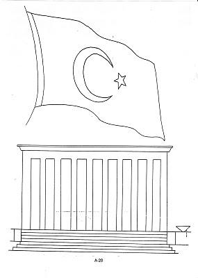 29 Ekim Cumhuriyet Bayrami Cizimleri Ve Resimleri Secdem