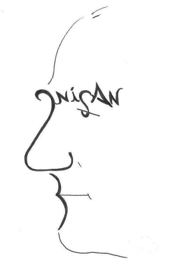 Atatürkün Kolay Resim çizimi Nasıl Yapılır Secdem