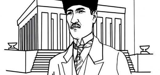 Atatürk Resimleri Boyama Gazetesujin