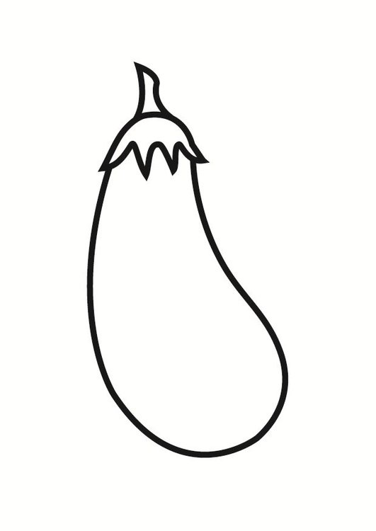 Yerli Malı Patlıcan çizimi Secdem