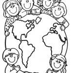 23 Nisan çocuk Resim Boyama çizimleri Secdem