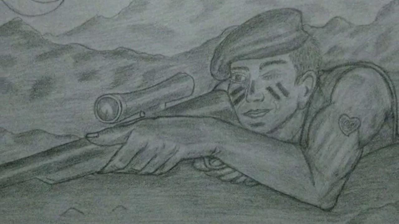 Türk Askeri Boyama çizimleri Secdem