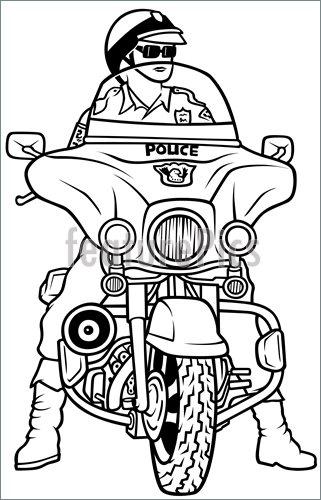 Kendinize nasıl polis çizebilirsiniz