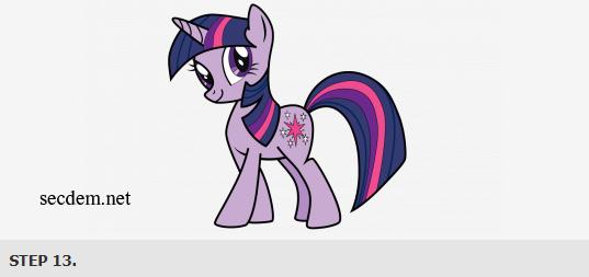 Pony Resim Boyama