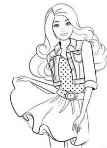 En Güzel Barbie Resimleri Ve çizimleri Secdem