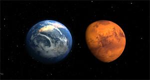 Marsın Bir Günü Kaç Saat ve Ne Uzunluktadır | Secdem / Bir Dünya İçerik